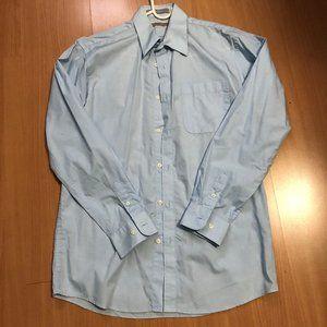 Michael Kors Boys Long Sleeve Shirt Sz 18